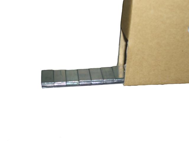 鉄製 ロール式貼付バランスウエイト 5g刻 5Kg